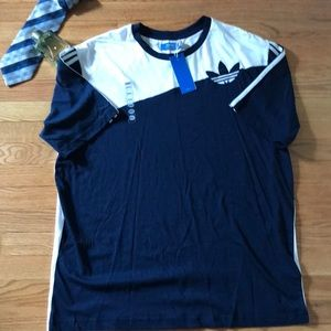 NWT ADIDAS Short Sleeve Shirt